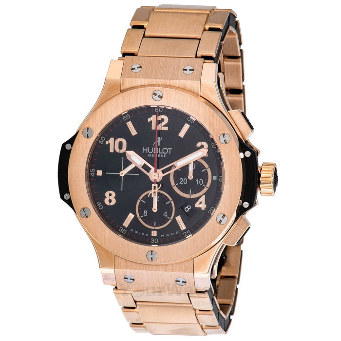 Hublot Big Bang Rose Gold 44mm Mens Watch
