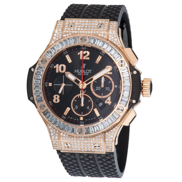 Big Bang Rose Gold Chronograph 44mm Mens Watch