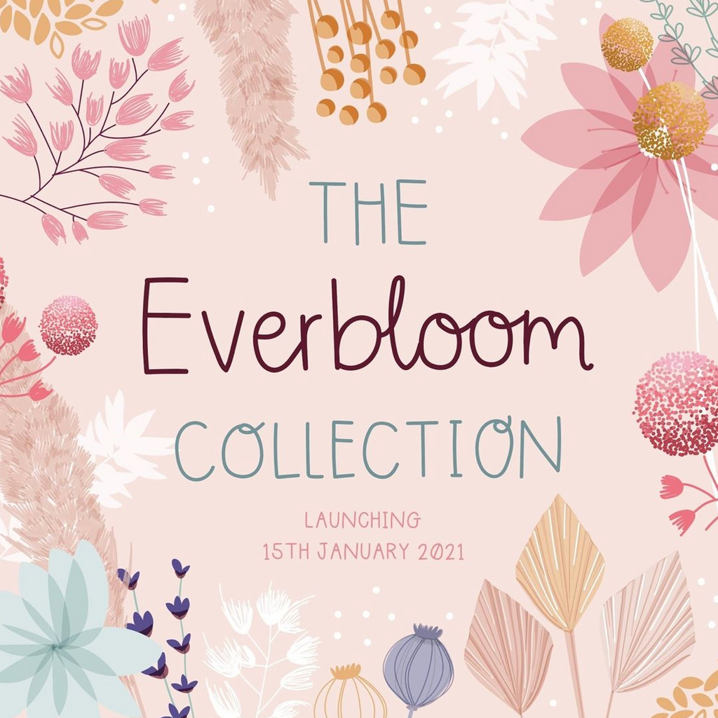 The launch of the Everbloom Collection!