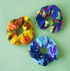 Tutorial for the Best Scrunchy