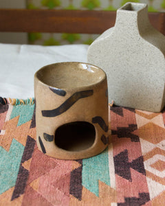 Kibi Ceramic Oil Burner - Elliott St.