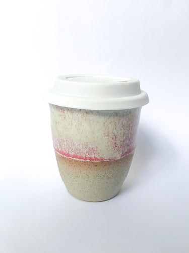 Lillypilly Ceramic Keep Cup | Pink - Elliott St.