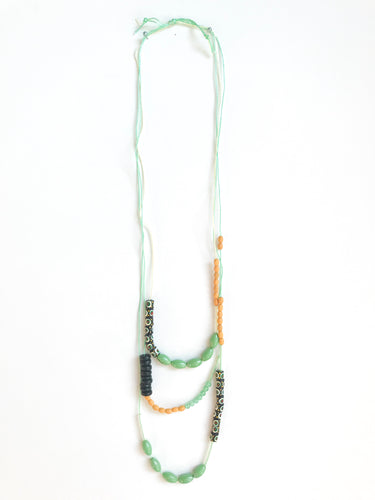 Jade Green Loretta Necklace - Elliott St.