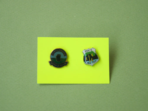 Loretta Hirley Shaw Stud Earrings | Lawn Bowls - Elliott St.