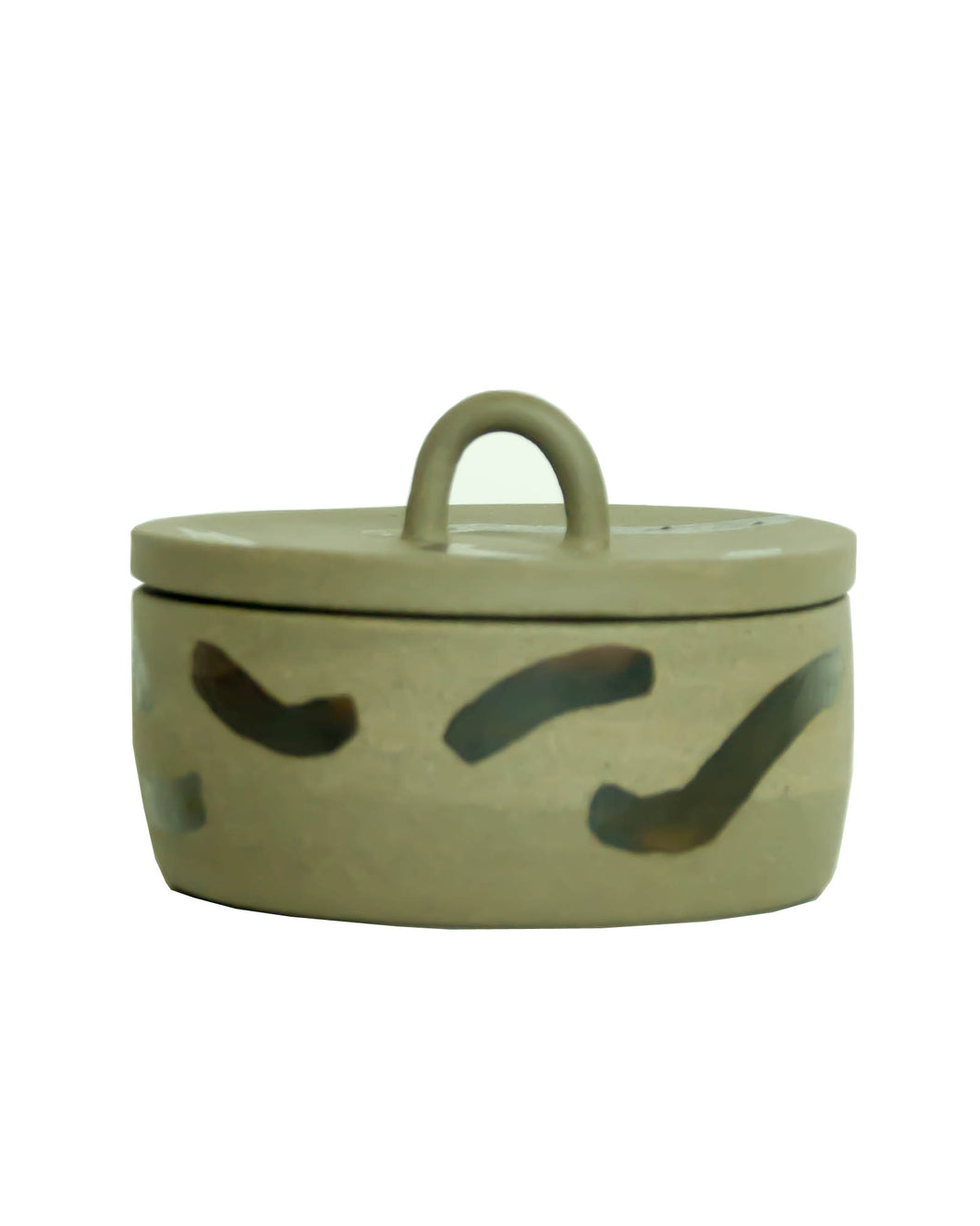 Kibi Ceramic Keepsafe | with handle - Elliott St.