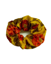 Scrunchie | 70s Orange Floral - Elliott St.
