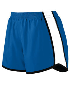 Girls Drop Ship Pulse Team Shorts