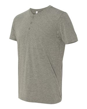 Men's Triblend Henley