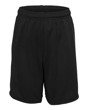 Mock Mesh Youth Shorts