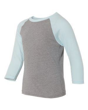 Youth 3/4-Sleeve Raglan