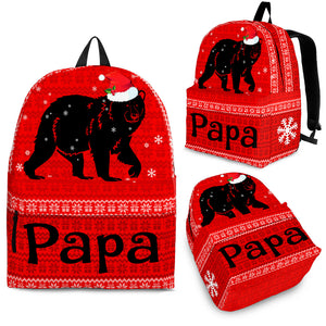 PAPA BEAR BACKPACK