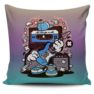 Amped Guitar Pillow Covers for Musicians and Music Freaks 2