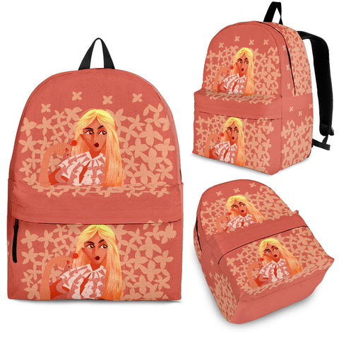 Sweet-Blonde-01 Backpack