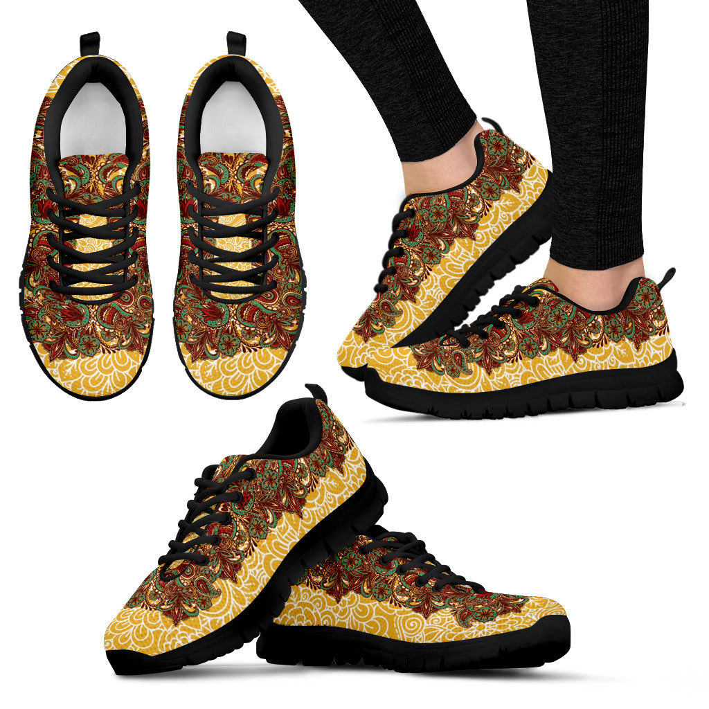 Colorful Women's Sneakers