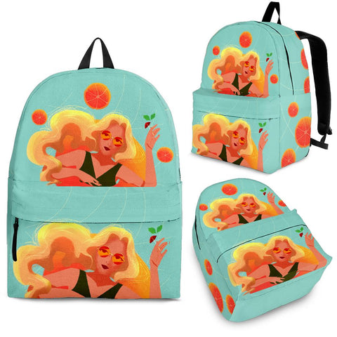 Blonde-Swim-01 Backpack