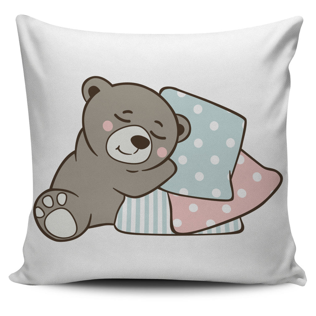 Sleepy Cubs Pillow Cover