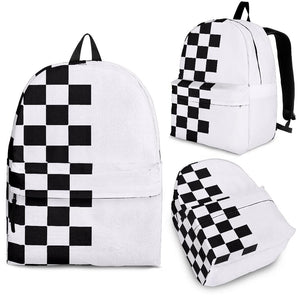 Car-Stripes-Design-02 Backpack