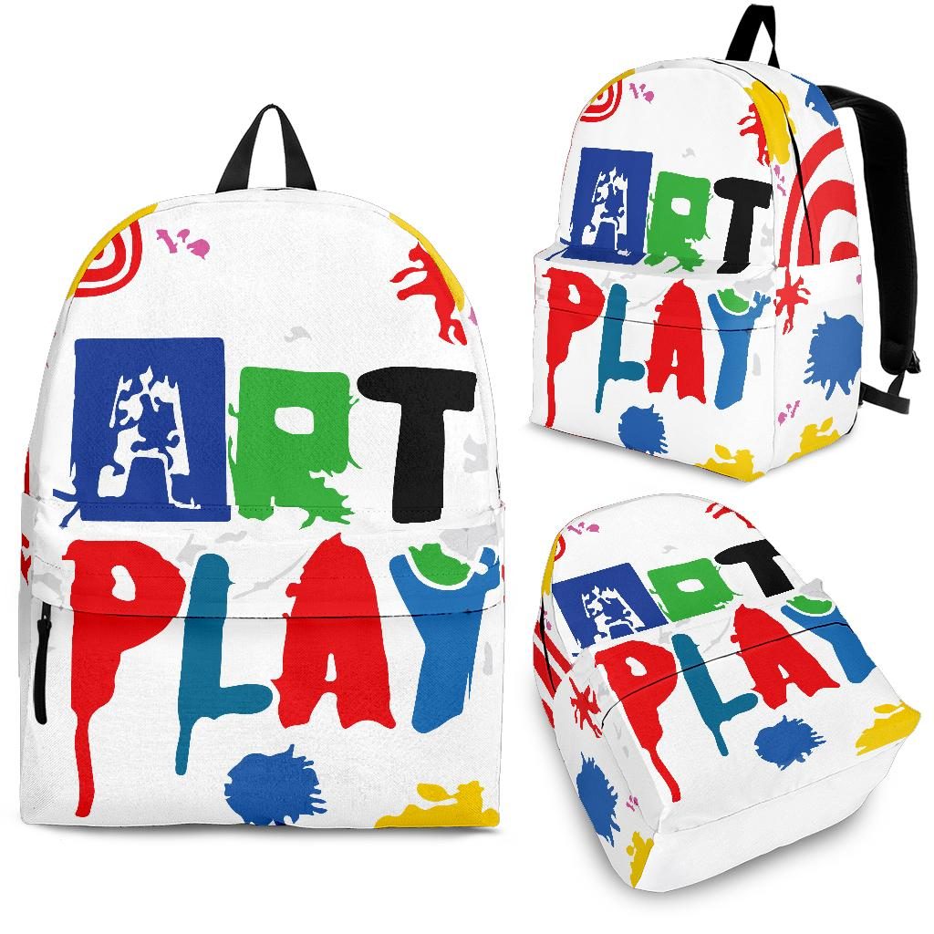 Art-Play-Design Backpack