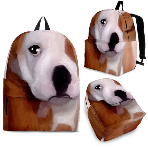 Bulldog backpacks