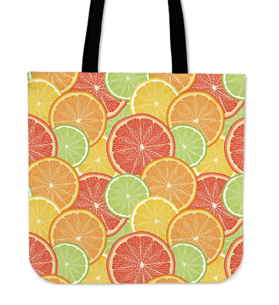 More Citrus Slices Tote Bag