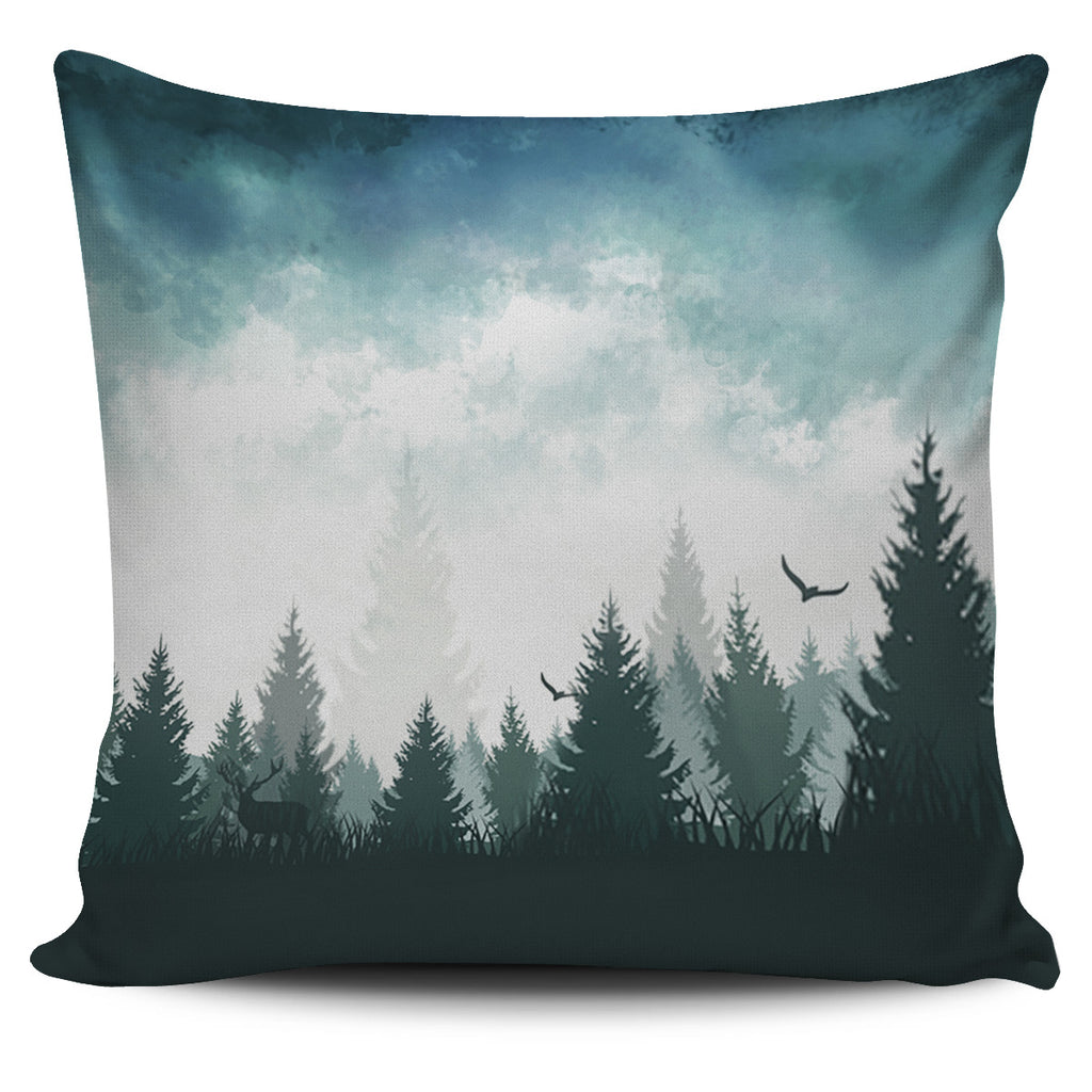 PINE FOREST PILLOW