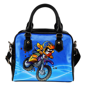 Dirt Bike Lovers Handbag