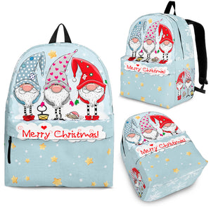 MERRY CHRISTMAS BACKPACK