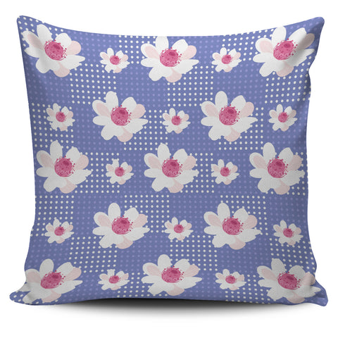 Purple-Flower-01 Pillow Covers