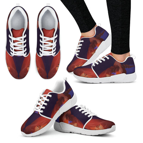Basketball-Girl-01 Women's Sneakers