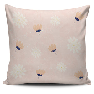 Peach-Flower-03 Pillow Covers