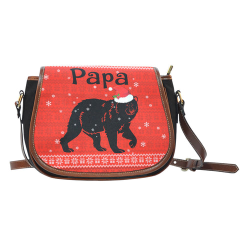 PAPA BEAR SADDLE BAG