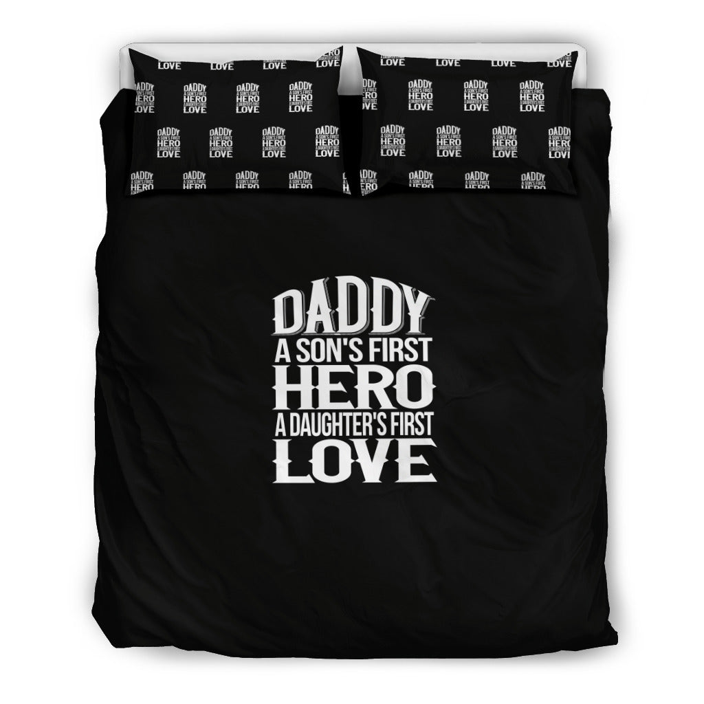 NP Daddy Hero Love Bedding Set