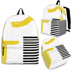 Stripes-Design-03 Backpack