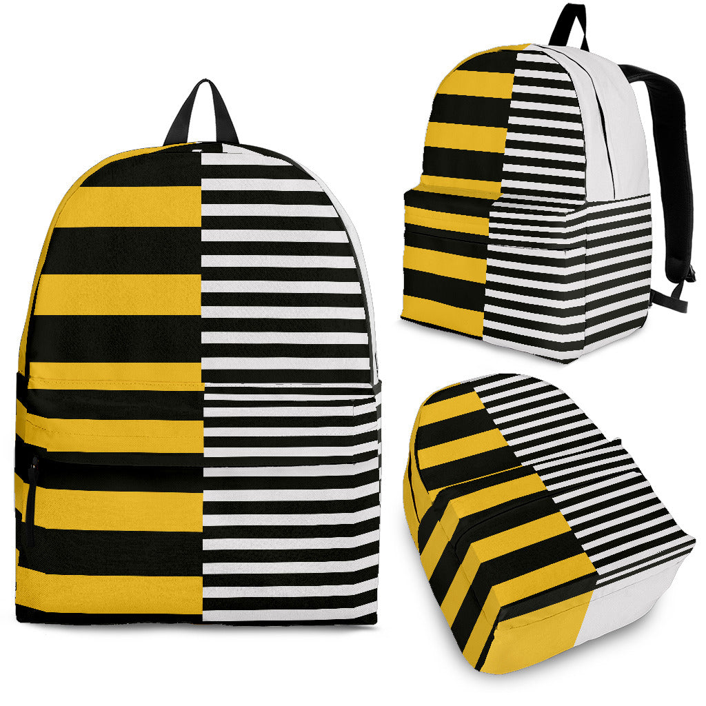 Stripes-Design-01 Backpack