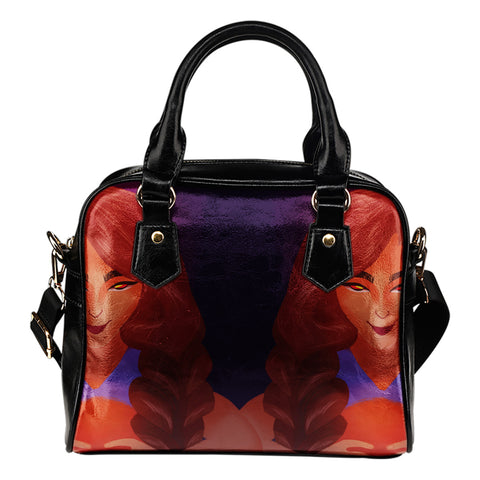 Basketball-Girl-01 Shoulder Handbag