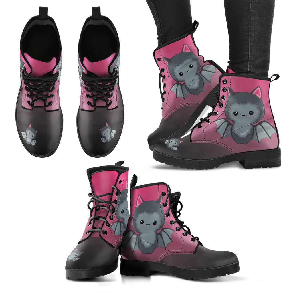 Bat Lovers Womens Boots