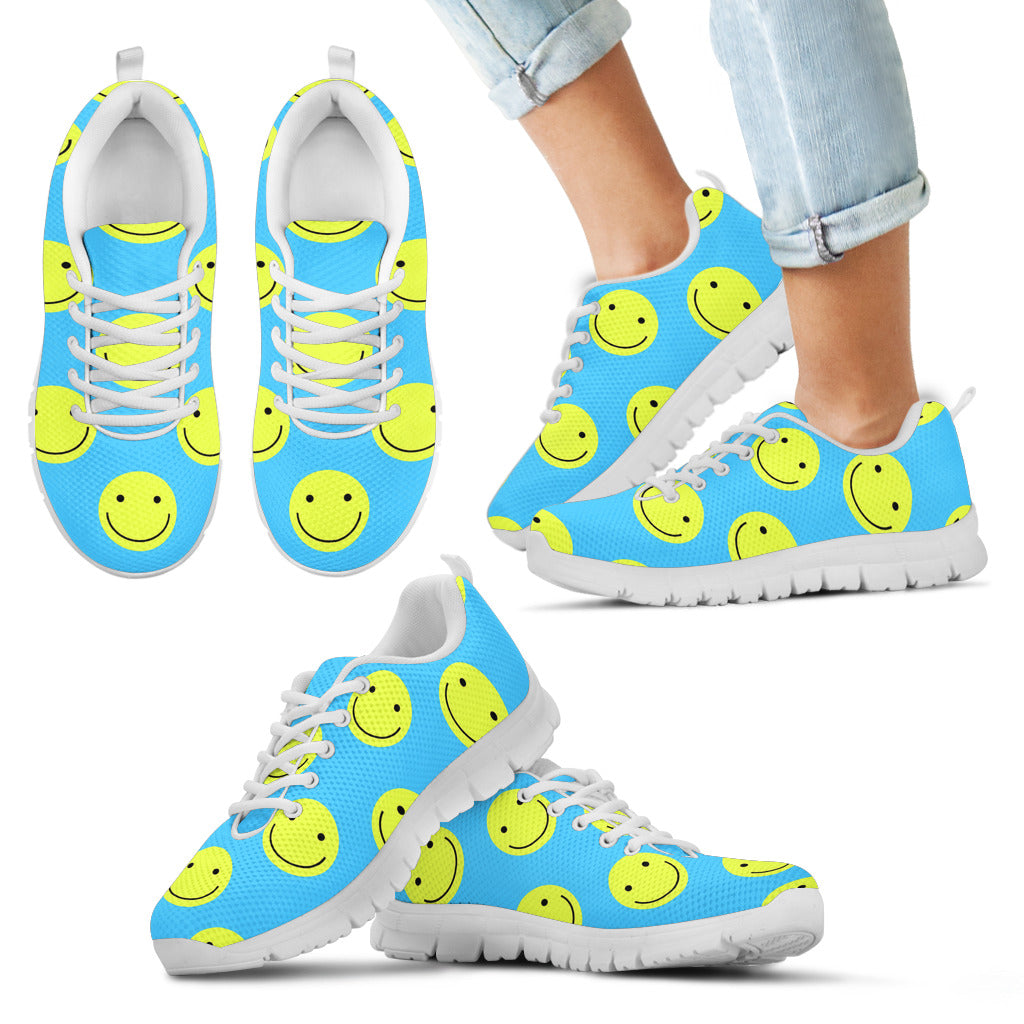 Sneakers with happy face Kid's Sneakers