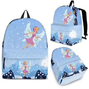 Snow-Fairy-01 Backpack