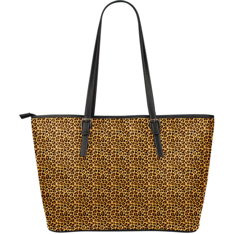 LEOPARD LARGE TOTE