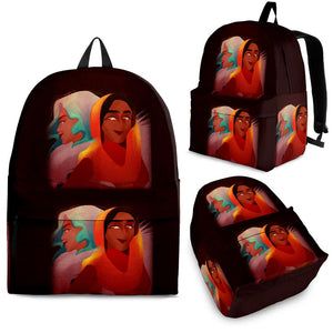 Friends-Girl-01 Backpack
