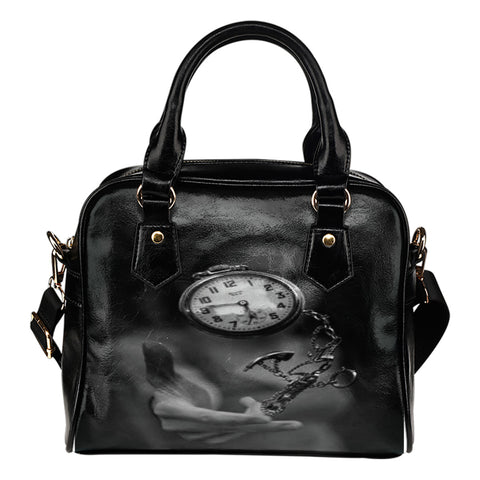 Timeless Steampunk Shoulder Bag