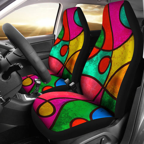 Image of BoHo Car Seat Covers