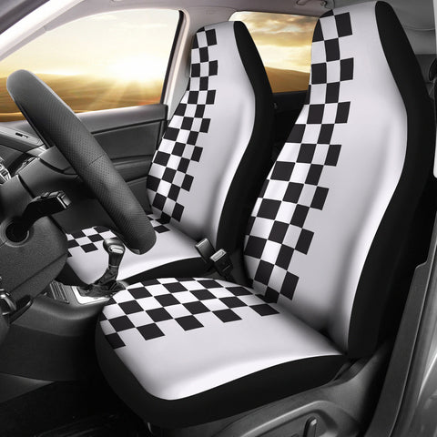 Car-Stripes-Design-02 Car Seat Covers