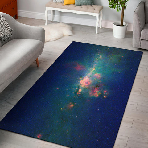 Milky Way Center Rug
