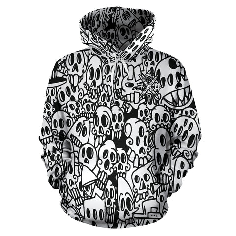 Image of Artical Pullover All Eyes