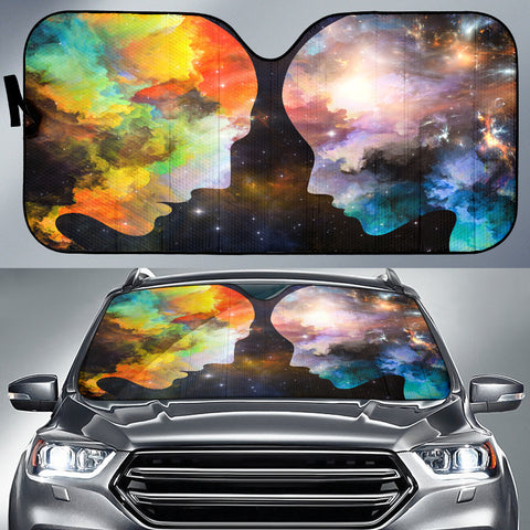 Image of Inner Colour Sun Shade
