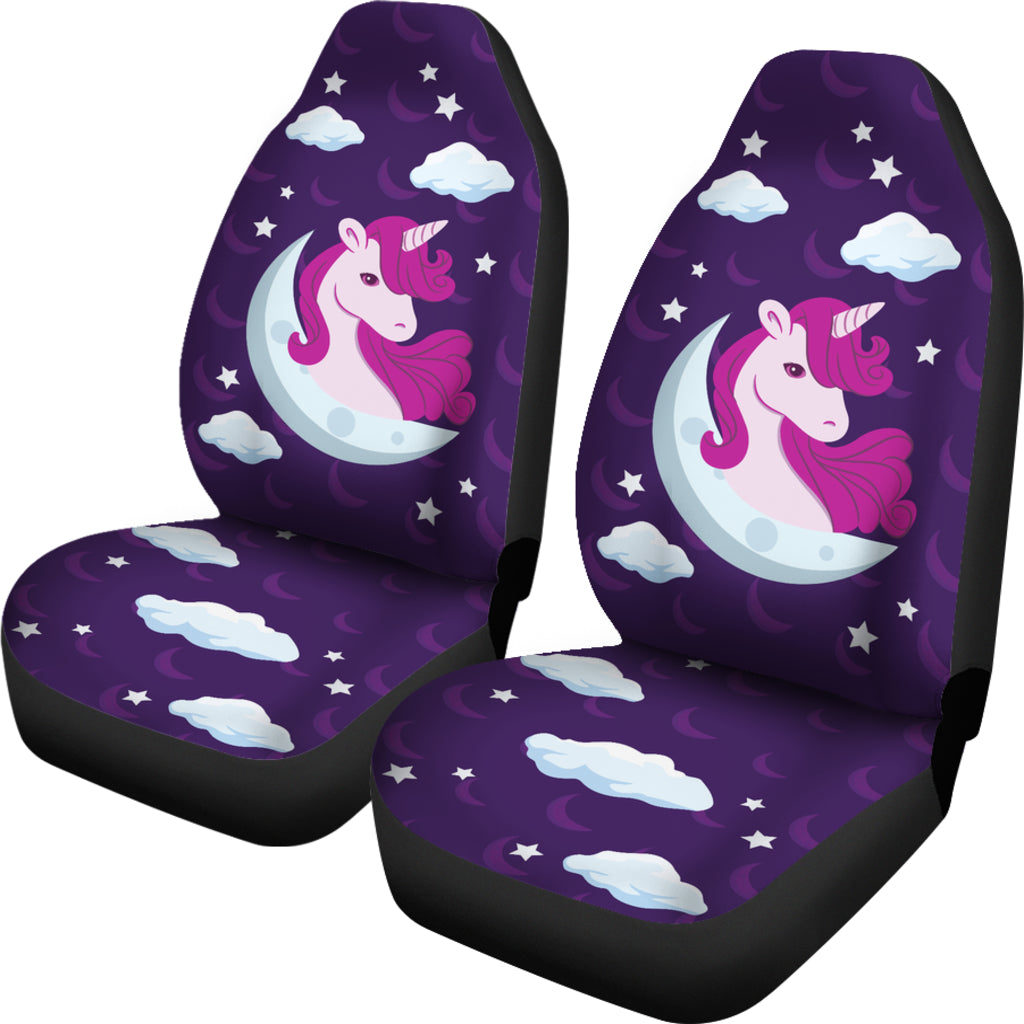 Cute-Unicorn-03 Car Seat Covers