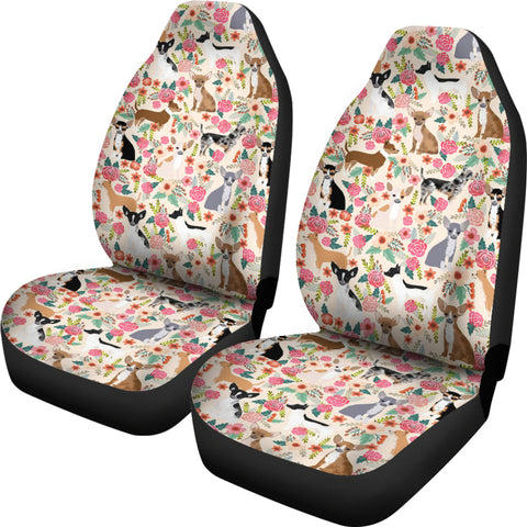 Image of Chihuahua Car Seat Covers (Set of 2)