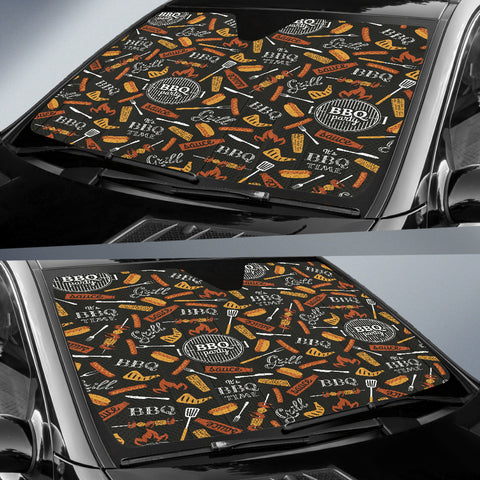 Image of BBQ Sun Shade