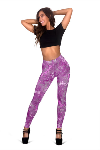 Image of Baygirls Leggings in Pinks